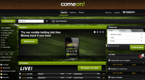 ComeOn Screenshot