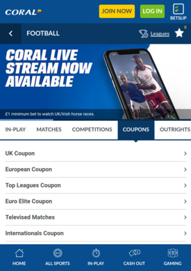 Coral Mobile Screenshot